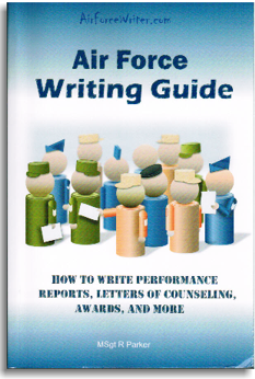 Air Force Writing Guide