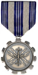 Air force achievement medal for Air force decoration citation