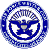 Air Force Writer letterhead